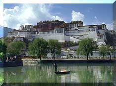 Click for pictures of Tibet